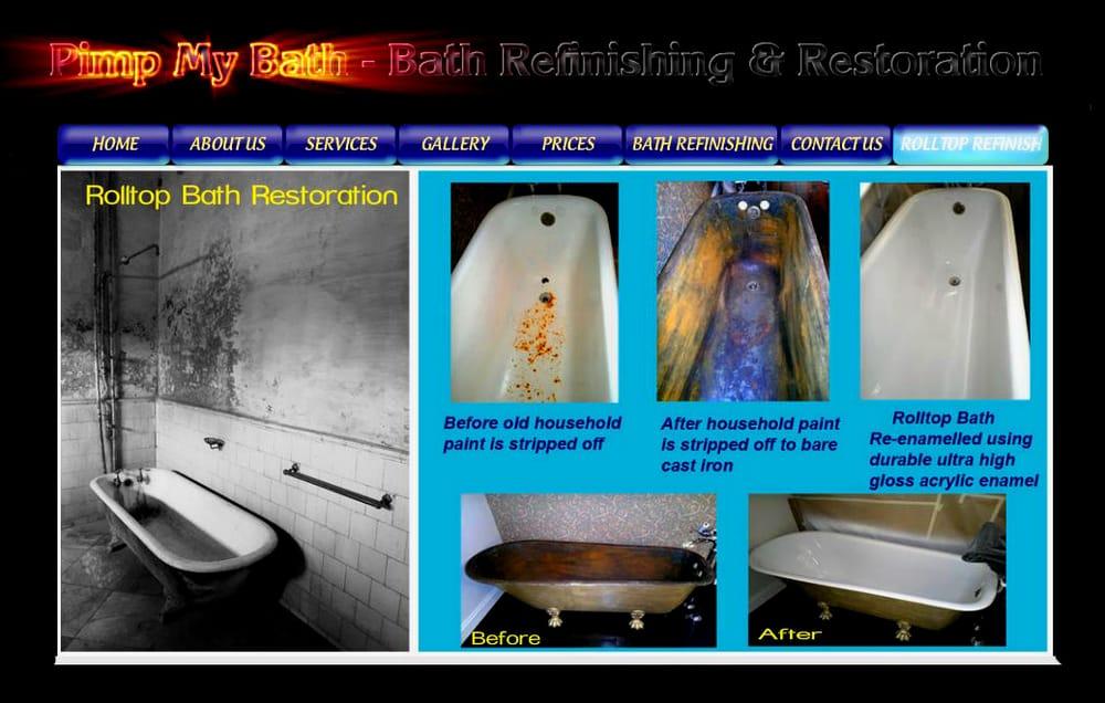 pimp my bath,prestige bath resurfacing and restoration - Home ...