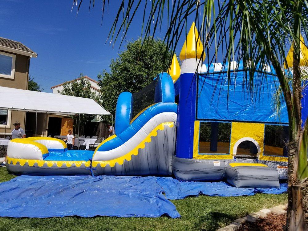 Jumpy Party Rentals: Antioch, CA