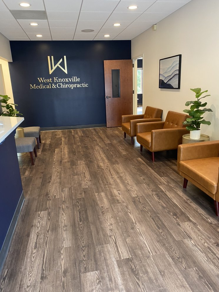 West Knoxville Medical and Chiropractic: 6216 Highland Pl, Knoxville, TN