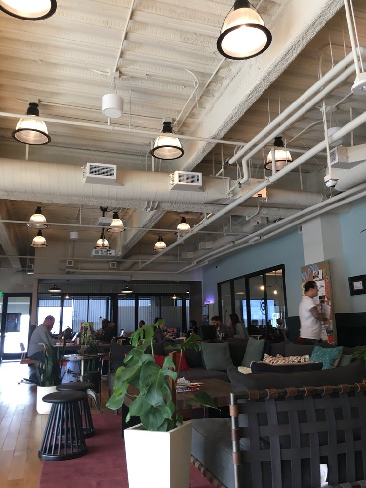 WeWork: 12655 W Jefferson Blvd, Los Angeles, CA