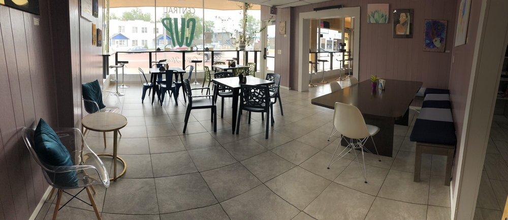 Central Cup Coffee House: 517 N 8th St, Garden City, KS
