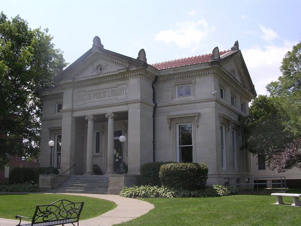Moore Memorial Library: 59 Genesee St, Greene, NY