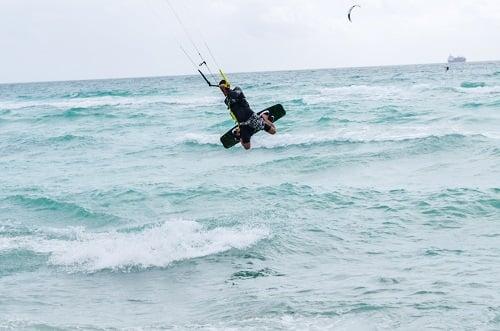 Photo Of Kitesurf Als Miami Beach Fl United States