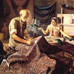 Alfombra imperio persa hogar fuencarral madrid yelp for Alfombras persas madrid