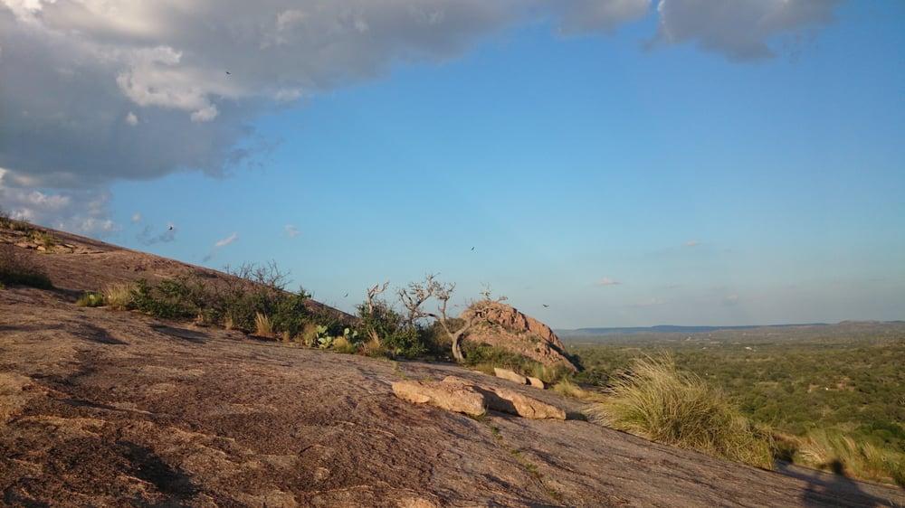 Enchanted Rock State Natural Area - Fredericksburg, TX ...