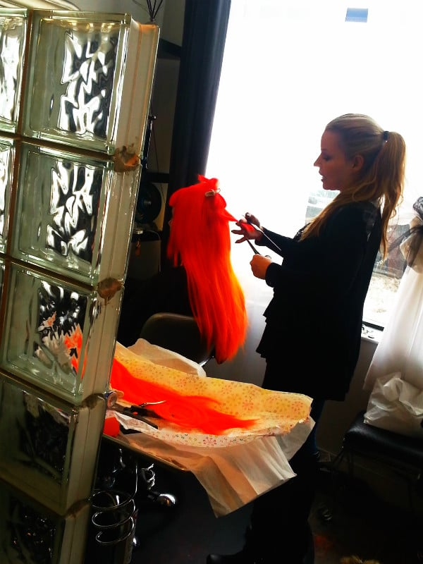 Chicago Hair Extensions Salon Can Apply A Variety Of Fun Colors And