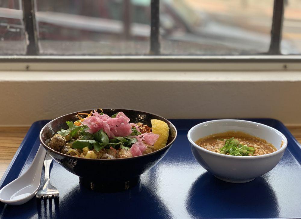 Chow Asian Street Food: 208 W Liberty St, Ann Arbor, MI