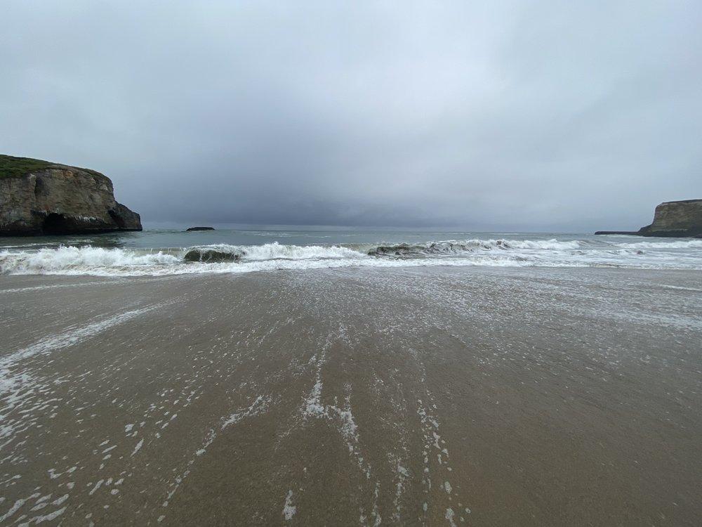Bonny Doon Beach: Hwy 1 N, Santa Cruz, CA