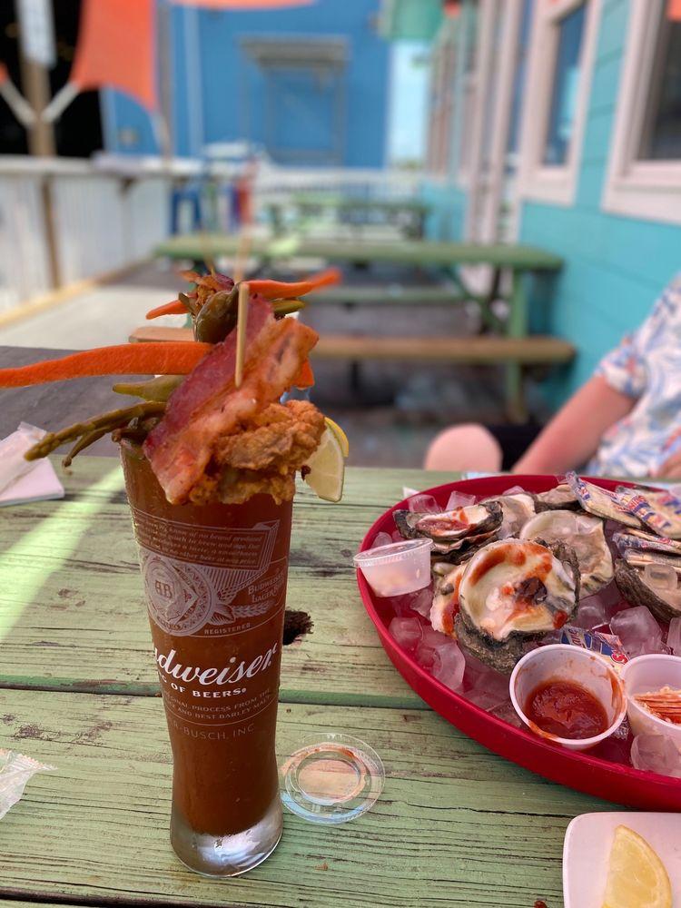 Dorado's Dive Club: 135 Shark Ln, Surfside Beach, TX