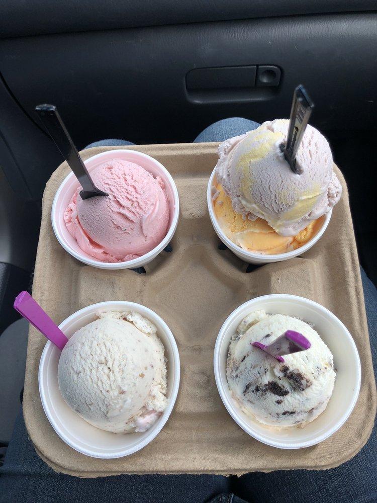Ome Calli Frozen Treats: 12795 SW Canyon Rd, Beaverton, OR