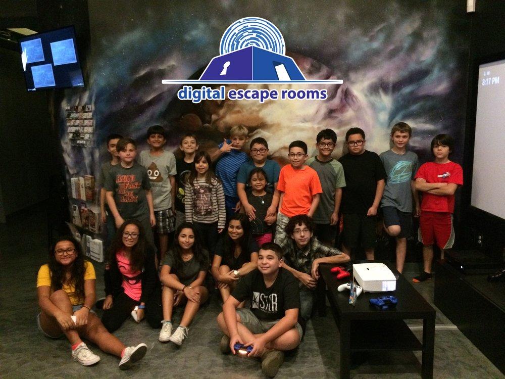 Digital Escape Rooms: 3873 Avalon Park E Blvd, Orlando, FL