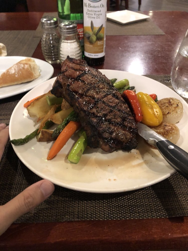 Andiamo Restaurant 42 Photos 64 Reviews Sports Bars Hilton Chicago O Hare Airport Il Phone Number Last Updated