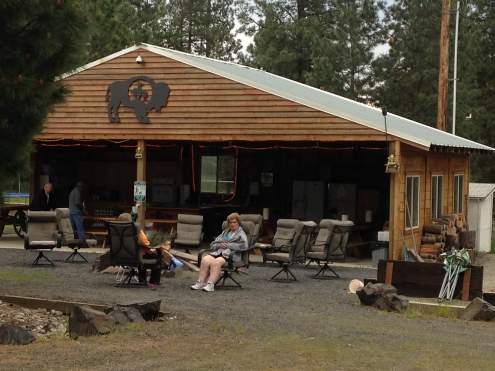 H2H Bison Ranch RV Camping: 30585 S Ditmore Rd, Worley, ID