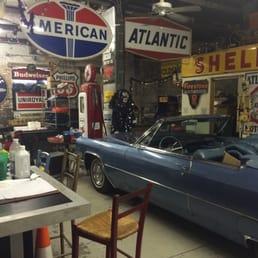 Paradise garage 50 reviews auto repair 14 s allen for Credit garage auto