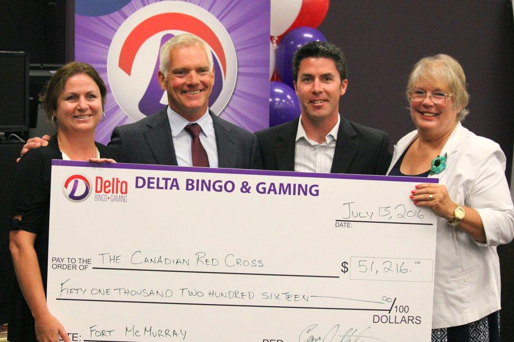 Delta Bingo Brampton Program