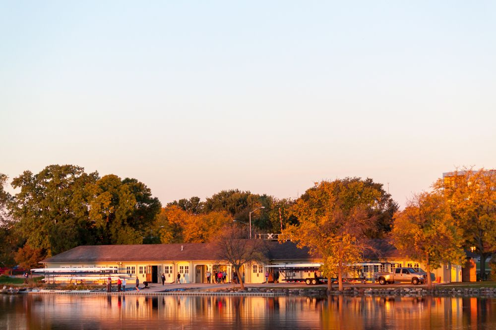 Camp Randall Rowing Club: 617 N Shore Dr, Madison, WI