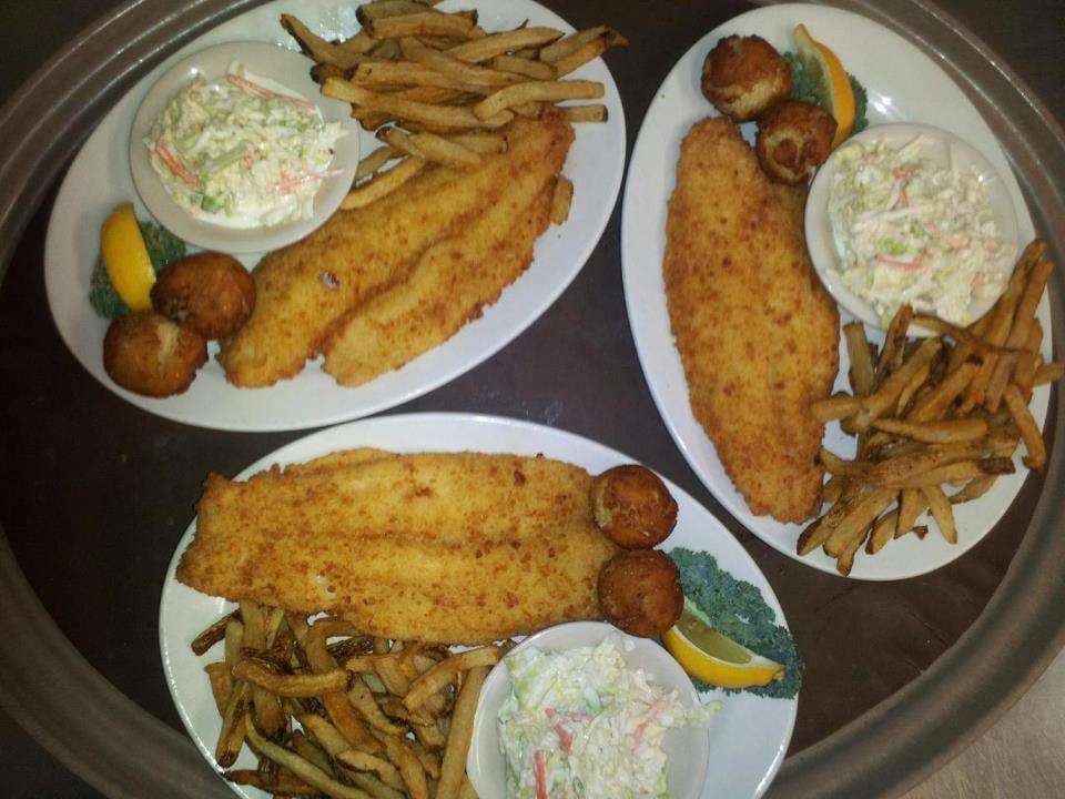 The Blue Heron Restaurant Charles City Va