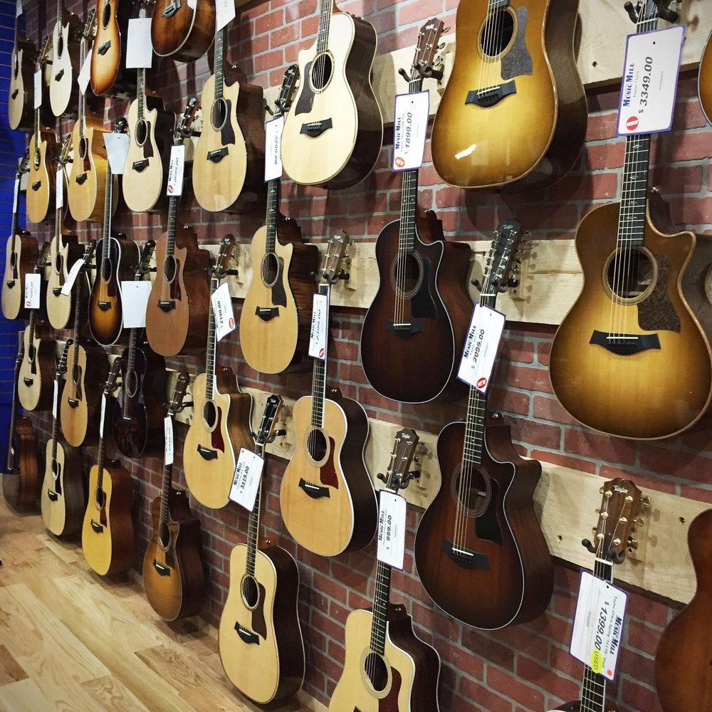 Manchester Music Mill: 329 Elm St, Manchester, NH
