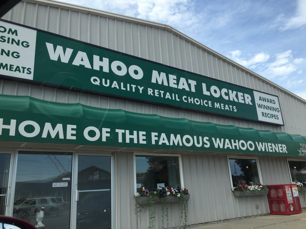 Wahoo Meat Locker: 205 W 5th St, Wahoo, NE