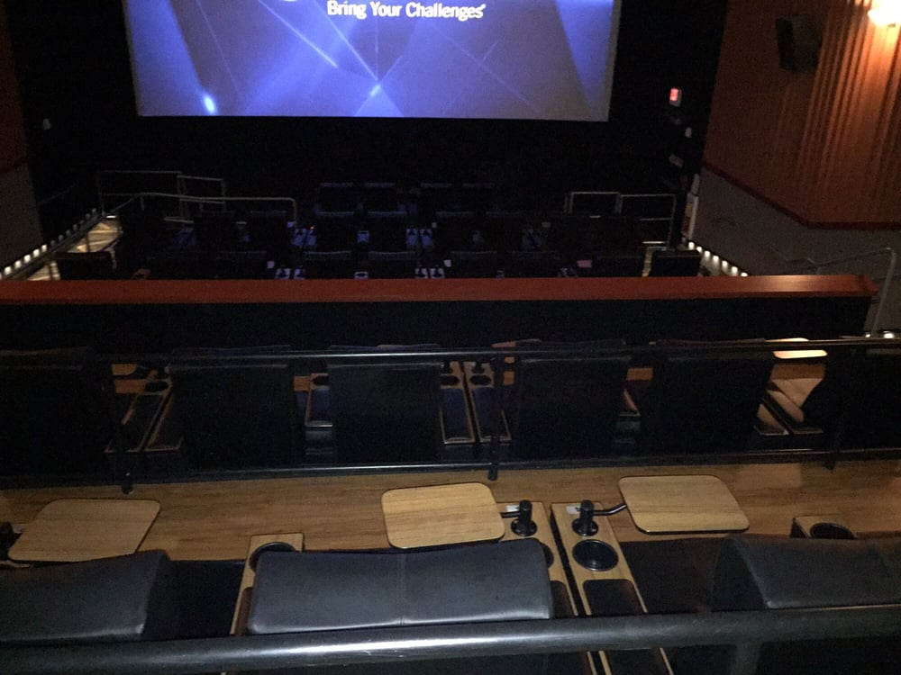 Reserved Reclining Seats And Stadium Seating Yelp