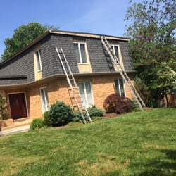 Photo Of ASA Roofing   Alexandria, VA, United States. Working On A Flat