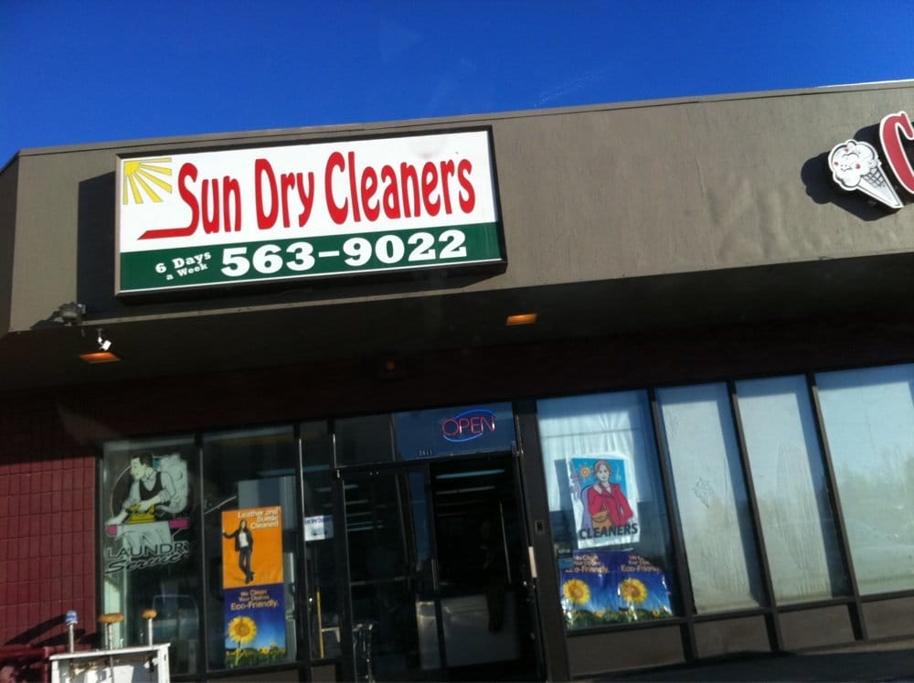 Sun Dry Cleaners