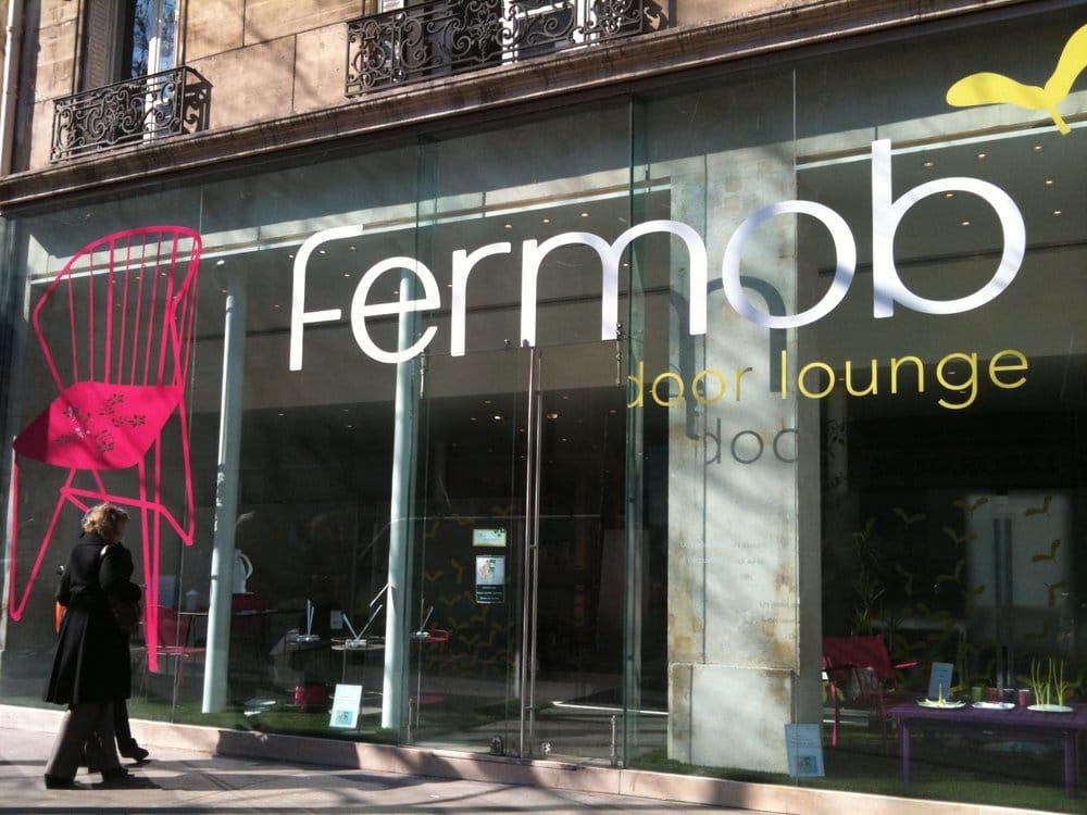 fermob tienda de muebles 81 avenue ledru rollin bastille par s paris francia n mero de. Black Bedroom Furniture Sets. Home Design Ideas