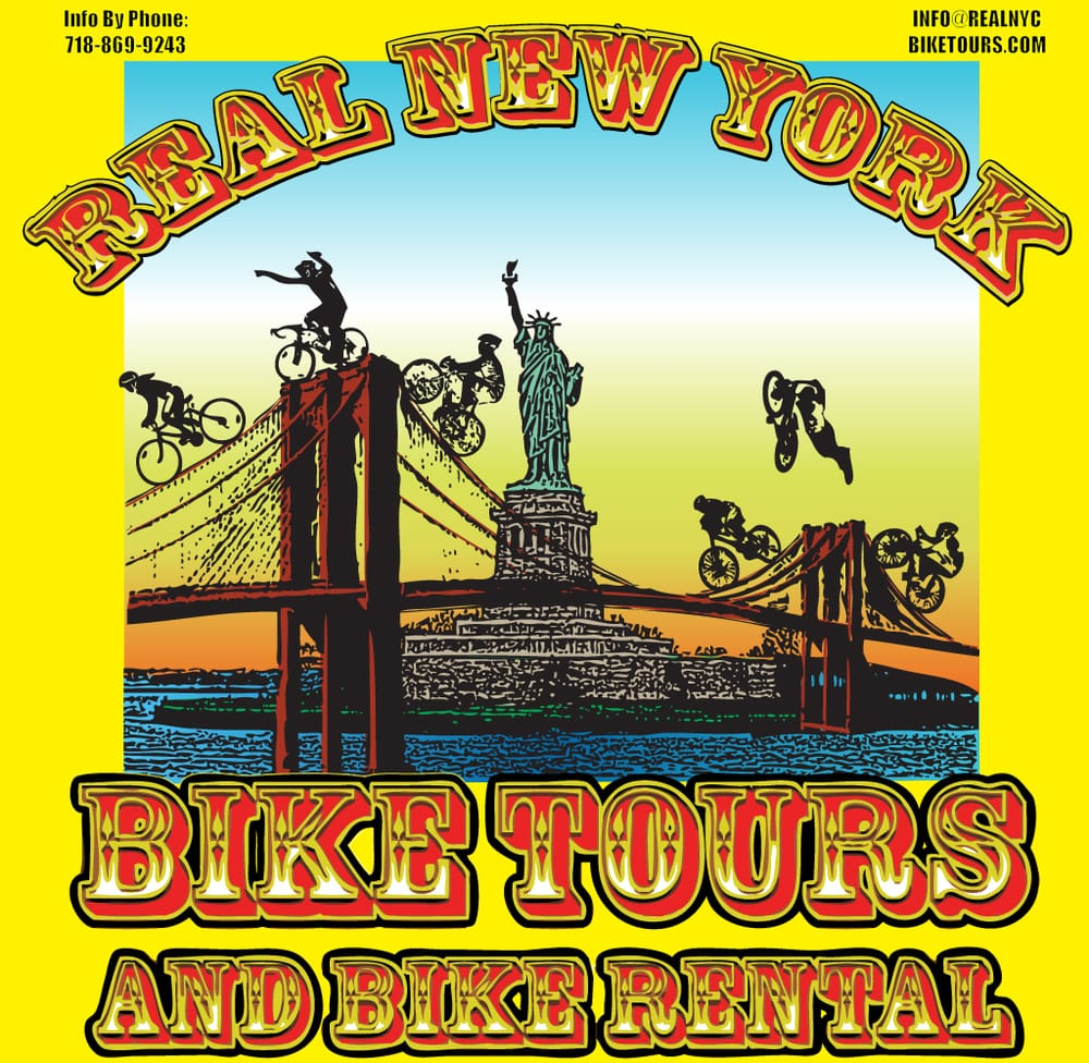 real nyc bike tours rentals ask for lance yelp. Black Bedroom Furniture Sets. Home Design Ideas
