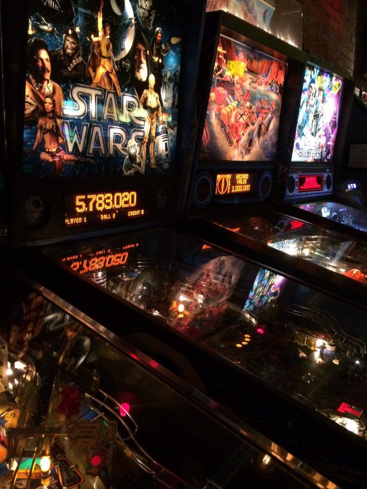 Gamers Arcade Bar: 321 W Sprague Ave, Spokane, WA