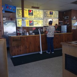 Photo Of Rj S Restaurant Burns Or United States Large Menu And Salad