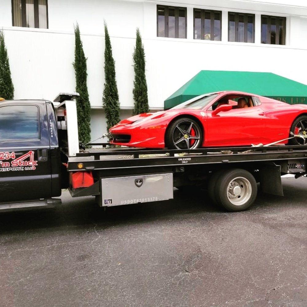 Towing business in Sunrise, FL