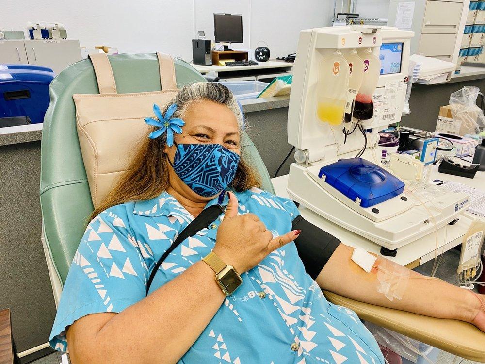 Blood Bank of Hawaii: 2043 Dillingham Blvd, Honolulu, HI