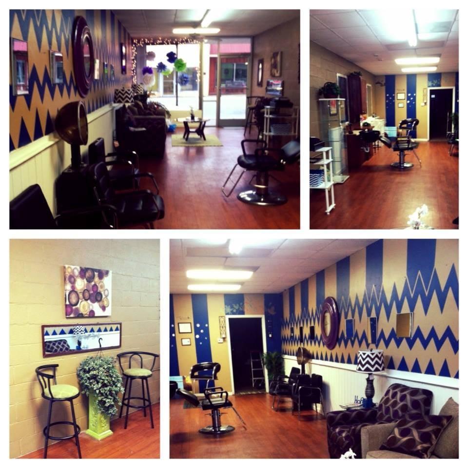 Southern Sass Salon: 113 W Seaboard St, Bladenboro, NC