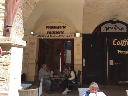Carcasses Marc Boulangeries Patisseries 5 Place Jean Jaures