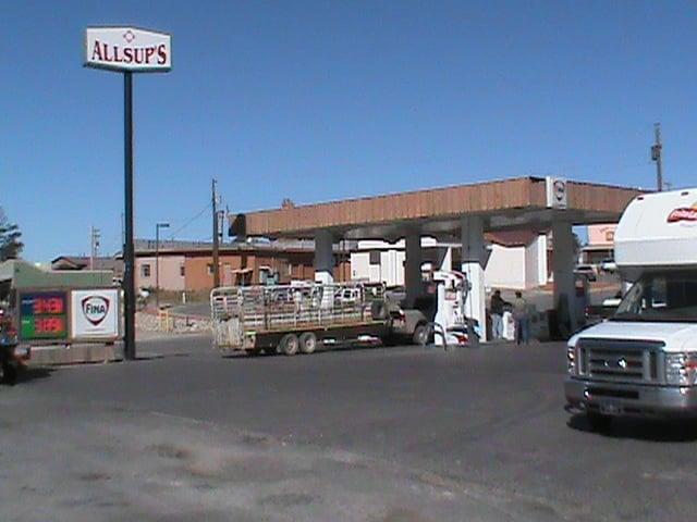Allsup's Convenience Stores: 104 Curfew Plc, Cloudcroft, NM
