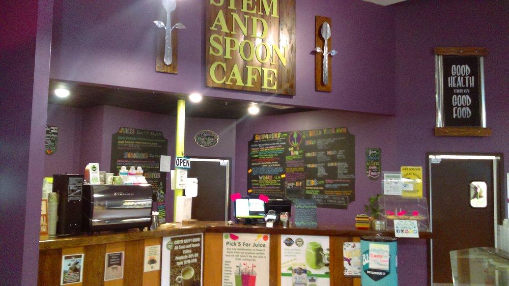 The Stem & Spoon Cafe: 906 Southwest Dr, Jonesboro, AR