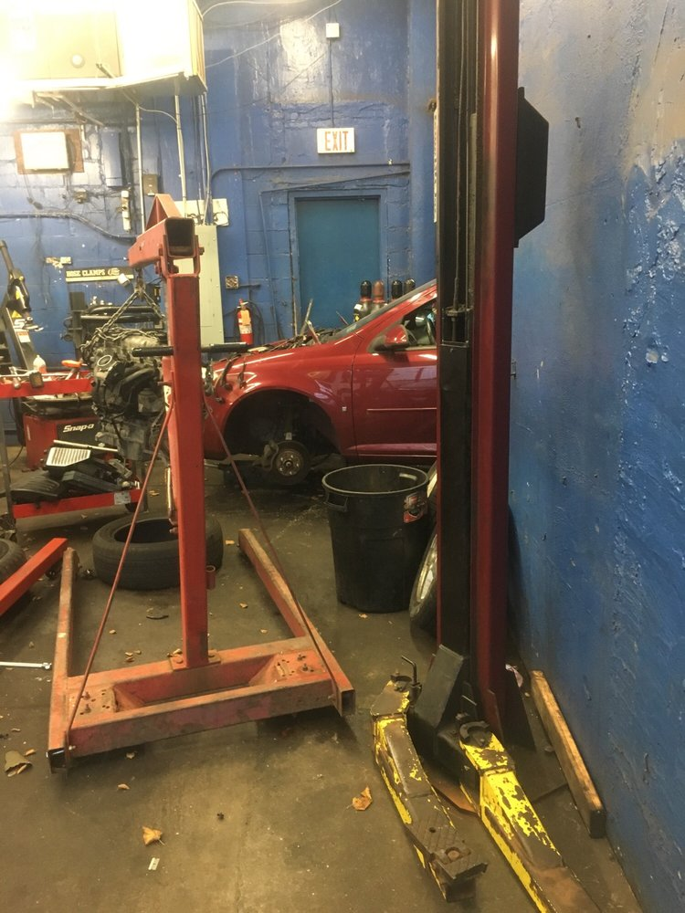 Brightside Automotive Repair: 15 Ackerson St, Bay Shore, NY