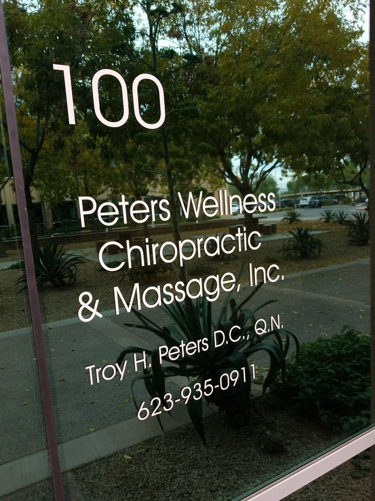 Peters Wellness Chiropractic Inc