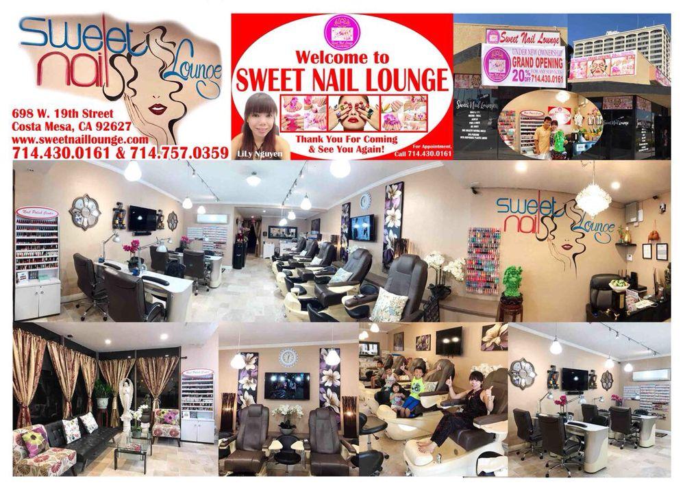 Sweet Nail Lounge - Yelp