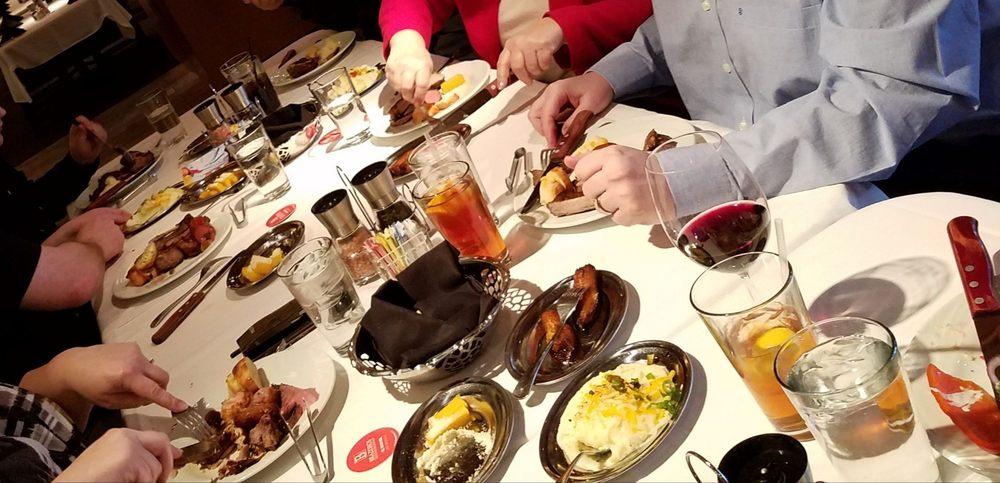 Brazeiros Churrascaria - Brazilian Steakhouse: 450 S 4th St, Louisville, KY
