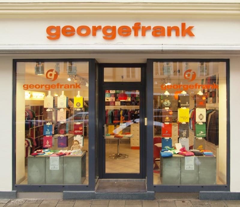 Georgefrank: Reichenbachstr. 28, Munich, BY