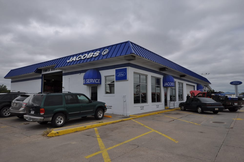 Jacobs Ford: 303 2nd St, Saint Paul, NE