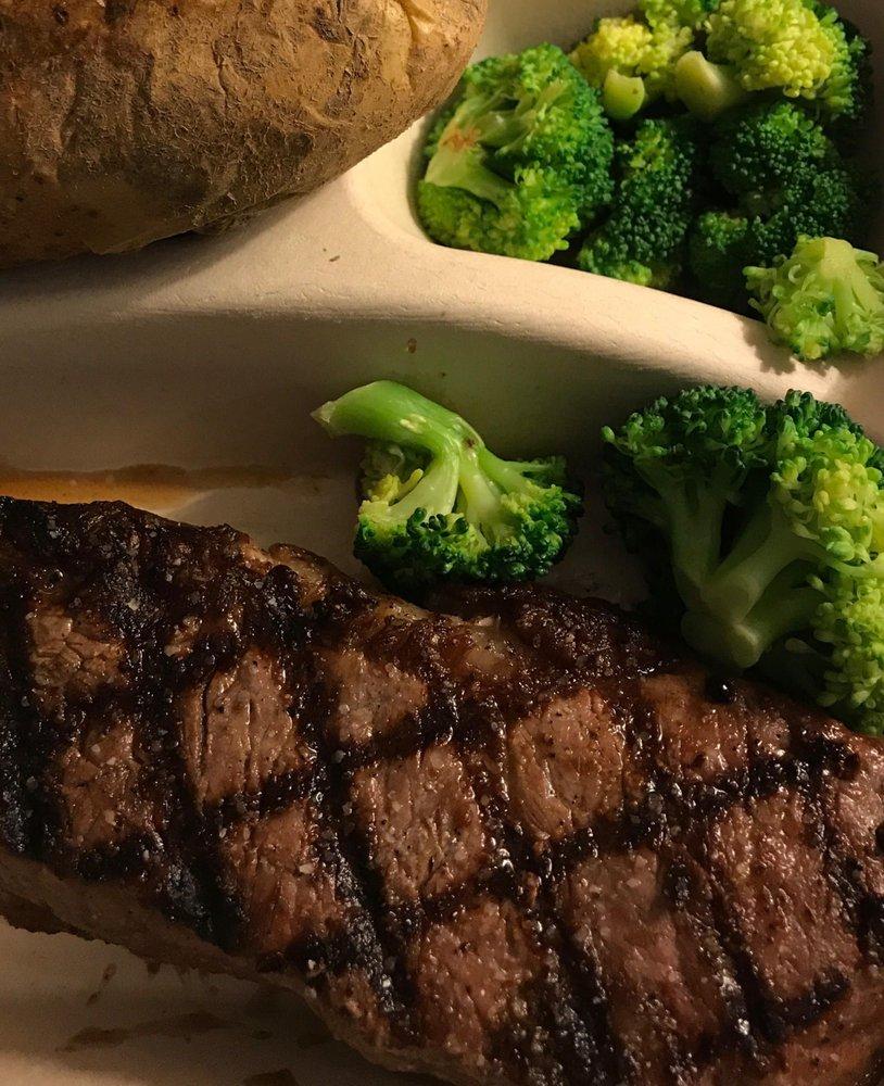 Angus Branch Steakhouse: 114 Chapel Dr, Monett, MO