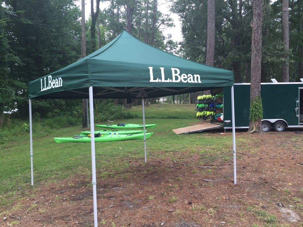 Photo of LL Bean - Virginia Beach VA United States. Outdoor Discovery School : ll bean beach tent - memphite.com