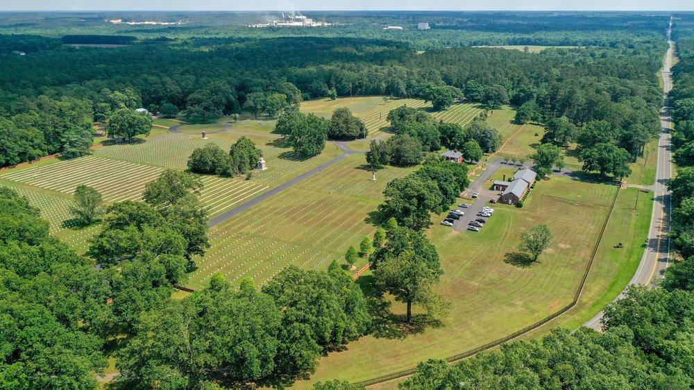 Andersonville National Historic Site: US Hwy 49, Americus, GA
