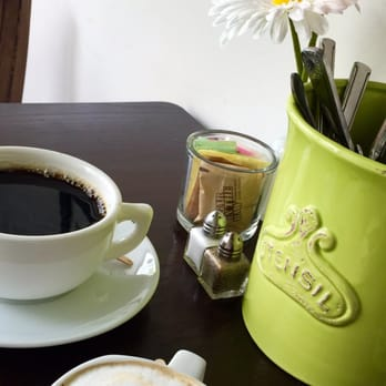 Garnish Cafe San Marino Menu
