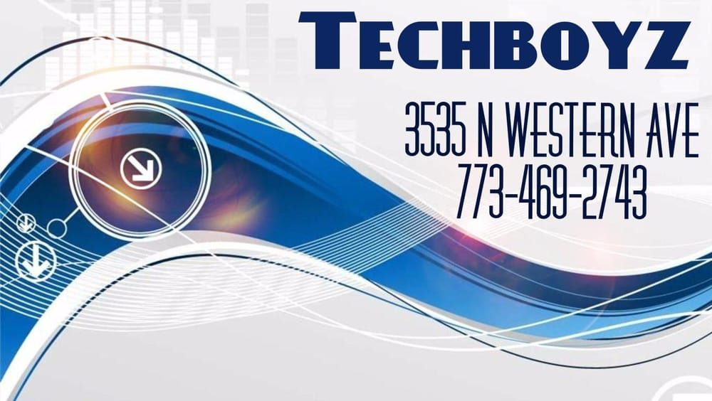 Tech Boyz: 3535 N Western Ave, Chicago, IL