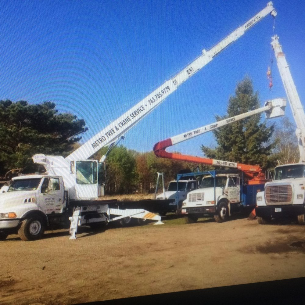 White Bear Lake Tree And Crane Services 4775 126 St Ct N Mn Phone Number Last Updated December 12 2018 Yelp