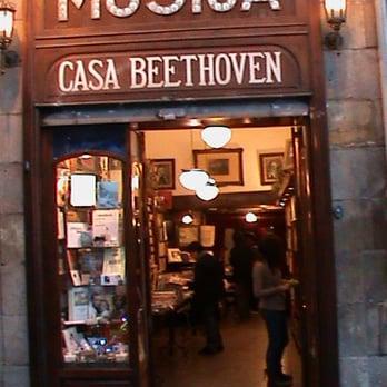 photo of casa beethoven barcelona spain casa beethoven