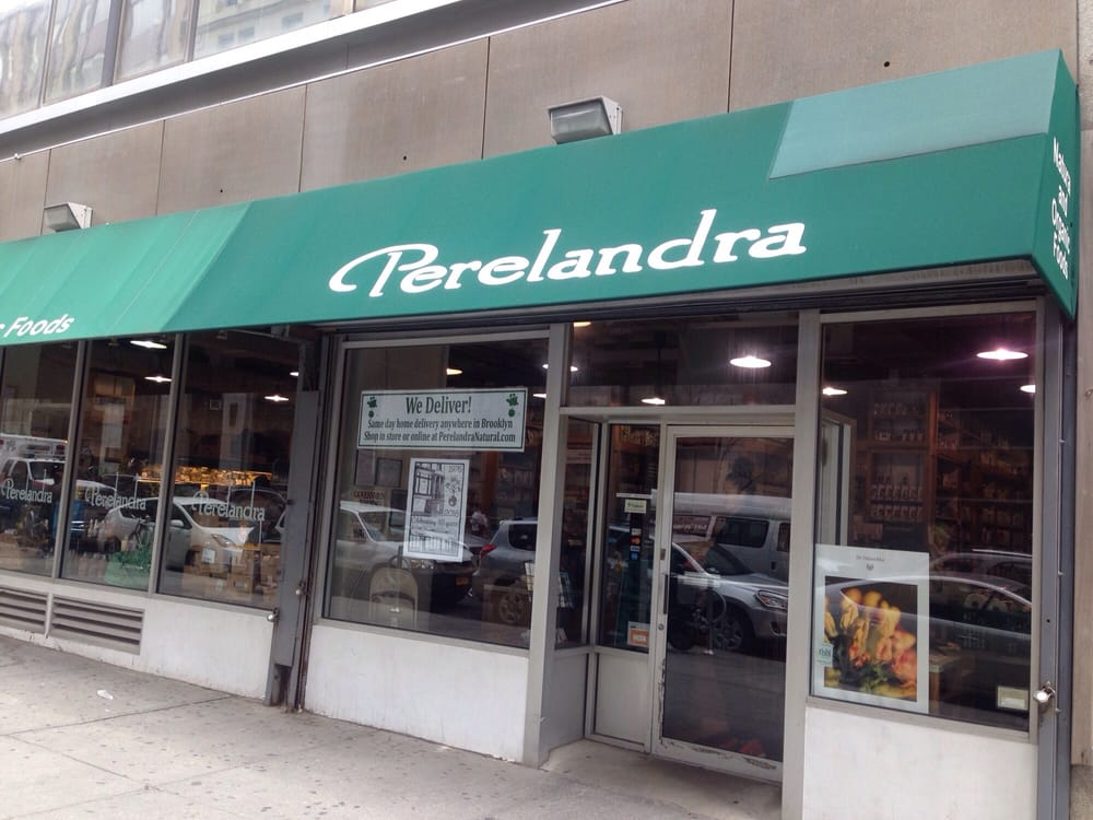 Perelandra Natural Food Center Brooklyn